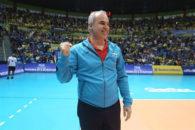 تیم ملی والیبال ایران - المپیک
