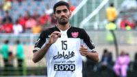 محمد انصاری بازیکن پرسپولیس