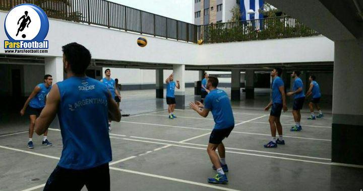 argentina volleyball