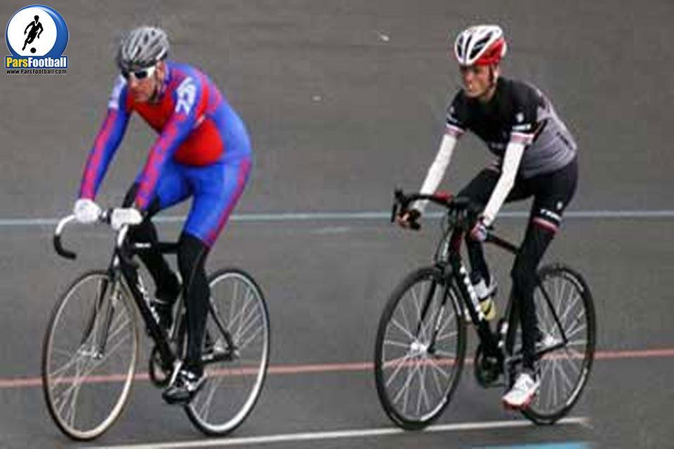 چهار دوچرخهسوار
