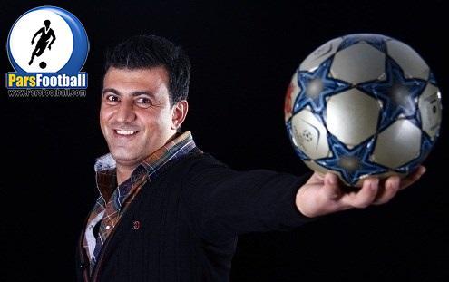 عبدالصمد ابراهیمی مدیر برنامه های مهاجم پرسپولیس