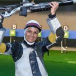 الهه احمدی در المپیک ریو 2016