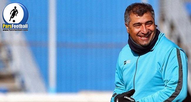 مربی فوتبال صبا ی قم