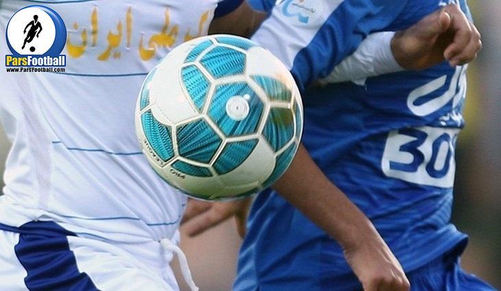 فردین نجفی - تیم امید استقلال