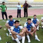 بازیکنان استقلال خوزستان