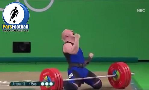 وزنه بردار فنلاندی - وزنه برداری