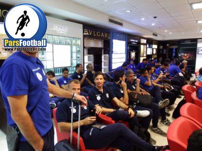 ملی پوشان فوتبال ایران