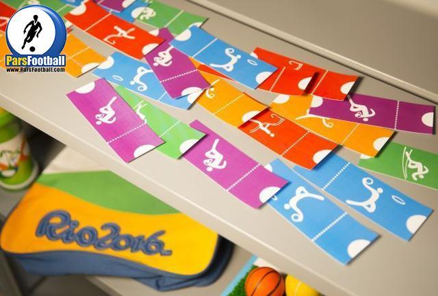 بازی های المپیک ریو