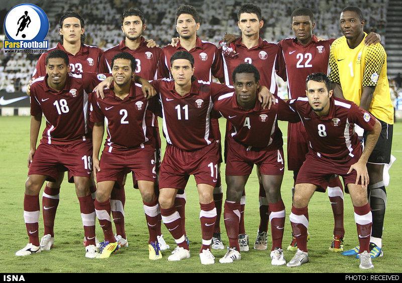 تیم قطری ها
