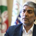 رئیس کمیته ملی المپیک ایران