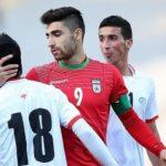 بازیکن تیم ملی ایران