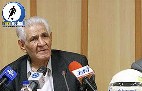 علی کاظمی سرپرست سازمان لیگ