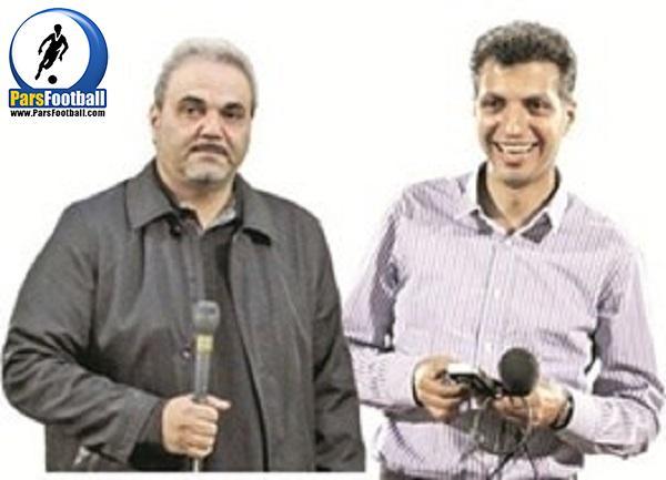 جواد خیابانی و عادل فردوسی پور