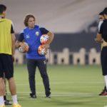 سرمربی تیم فوتبال قطر