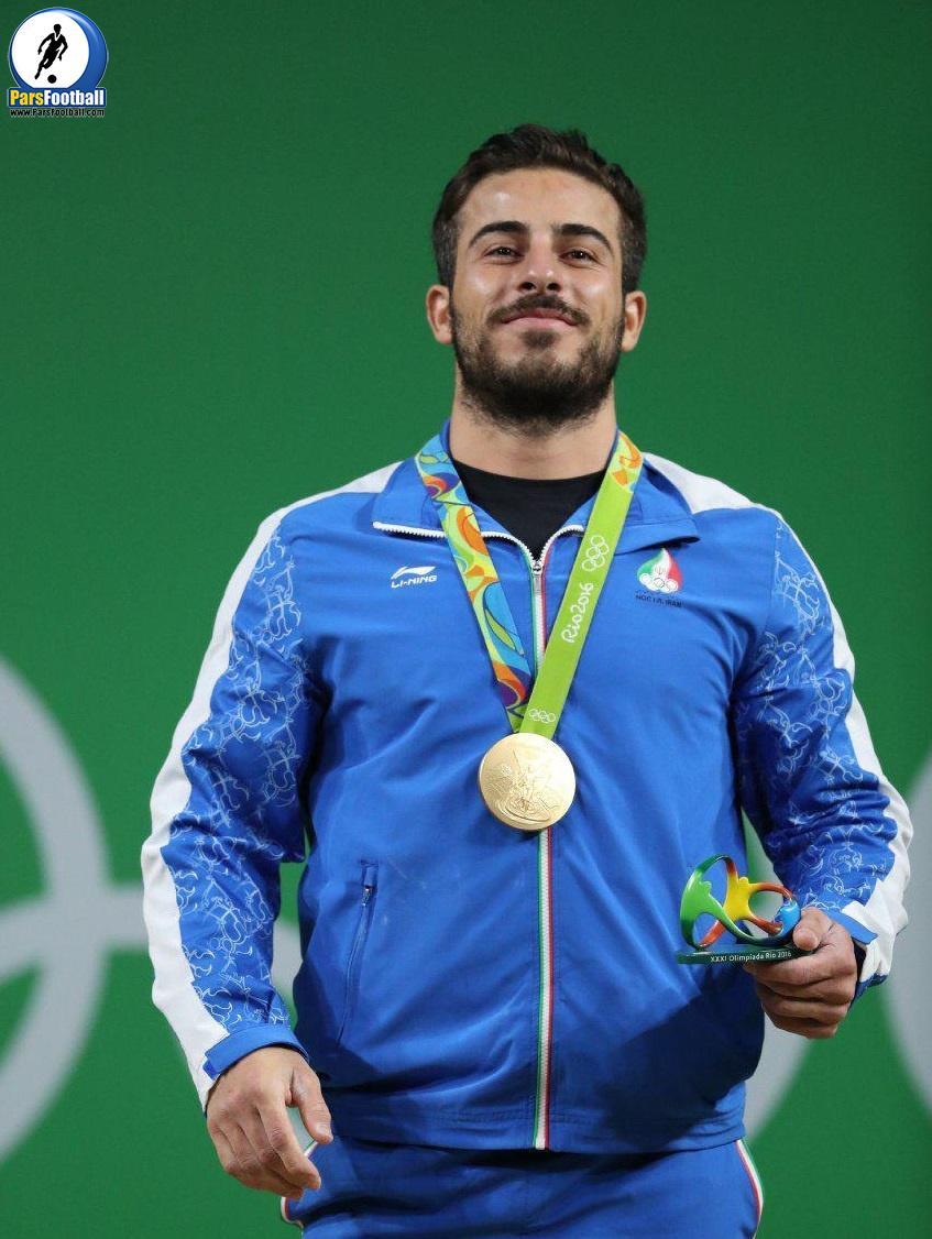 المپیک - کیانوش رستمی