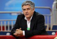 رائول لوزانو سرمربی تیم ملی والیبال