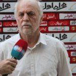 محمود خوردبین سرپرست تیم پرسپولیس