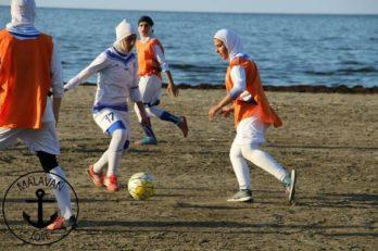 تیم فوتبال بانوان ملوان