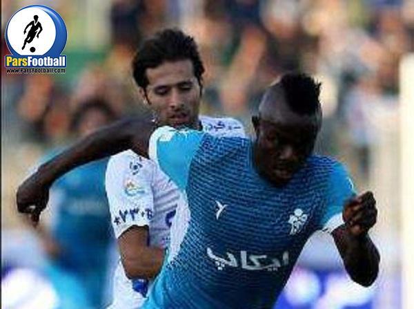 منشا ؛ پیشنهاد 600 هزار یورویی سپاهان به گادوین منشا | خبرگزاری فوتبال ایران