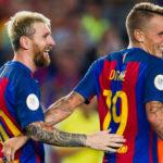مدافع جدید بارسلونا