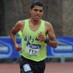 المپیک - دونده ماراتن ایران