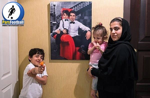 همسر هادی نوروزی
