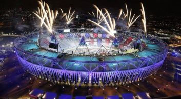 افتتاحیه المپیک