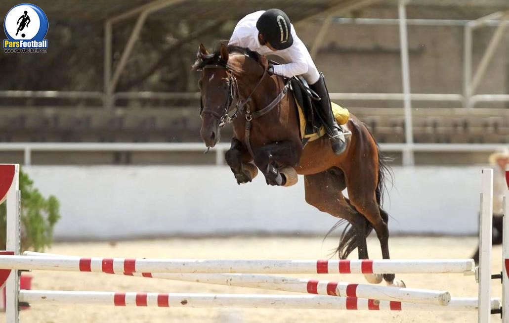 رقابت های پرش با اسب