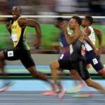 اوسین بولت جامائیکائی با زمان 9 ثانیه و 81 صدم ثانیه برنده جذابترین رویداد المپیک #ریو2016 شد
