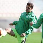 پورعلیگنجی در رقابت های لیگ ستارگان فوتبال قطر