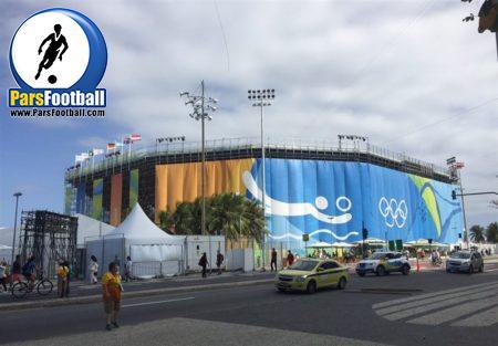 مکان های ساحلی المپیک