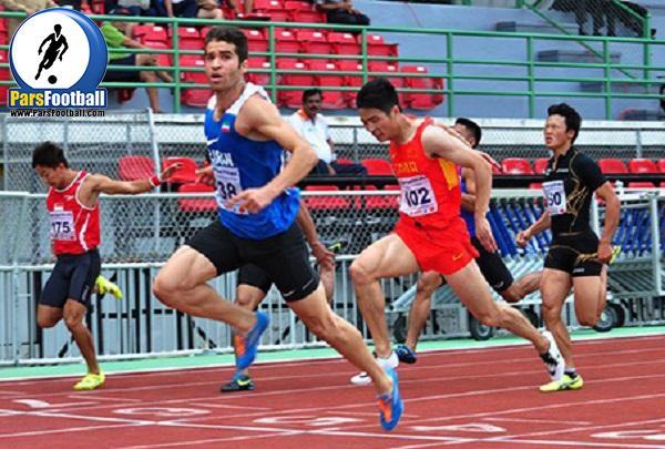 دونده المپیکی ایران