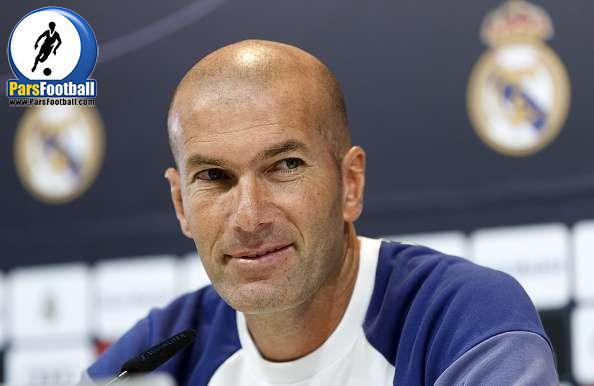 رئال مادرید - زیدان