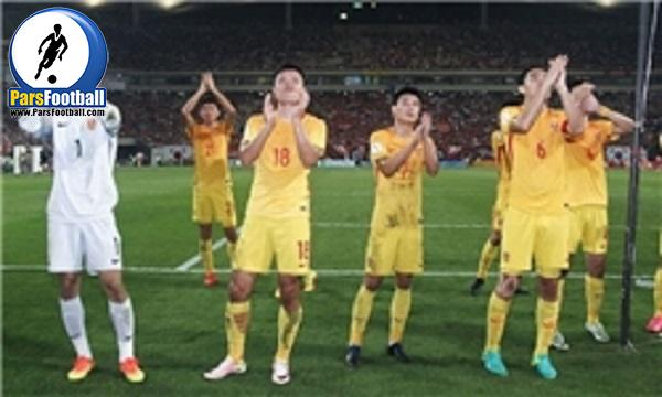 تیم ملی فوتبال چین