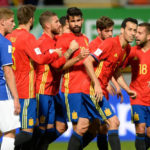 اسپانیا و ایتالیا - جام جهانی