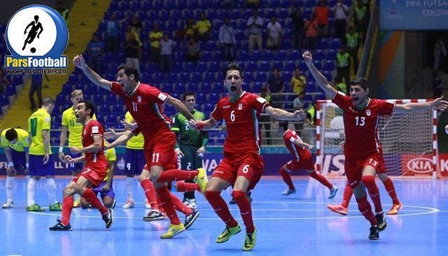رنگ خوش یمن برای فوتسال ایران در جام جهانی | اولین خبرگزاری فوتبال ایران