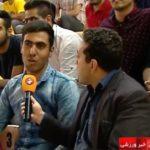 اولین گام جام جذفی نفت تهران