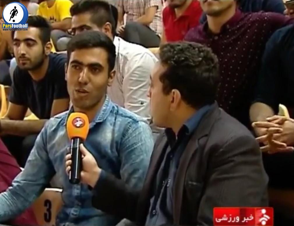 حواشی کامل بعد از بازی نفت تهران 7-1 مهرگان دره شهر | جام حذفی
