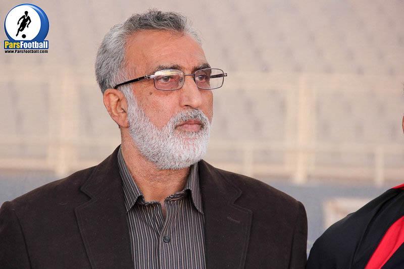 حسین فرکی سرمربی تیم فوتبال سایپا تیم ملی
