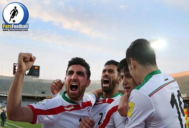 تیم ملی ایران - تیم ملی فوتبال ایران