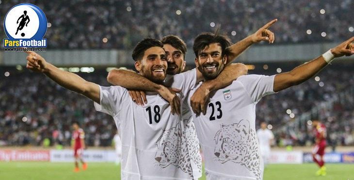 تیم ملی - علیرضا جهانبخش