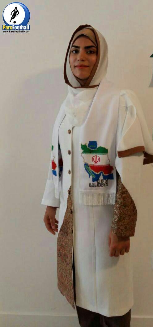 لباس پارالمپیک