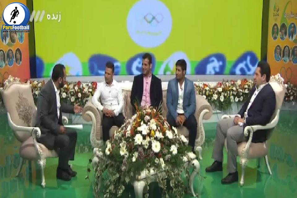 گفتگو با برنزی های کشتی ایران در المپیک ریو