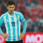 لیونل مسی بازیکن آرژانتین