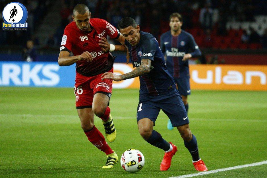 فیلم | خلاصه بازی پاریس سن ژرمن مقابل تیم دیژون در رقابت های لوشامپیونا