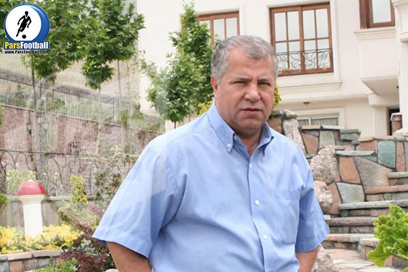 علی پروین در پرسپولیس
