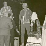 امروز ٤٣مين سالگرد قهرمانی منصور برزگر، محسن فرحوشی و ابراهیم جوادی در مسابقات جهانی تهرانه