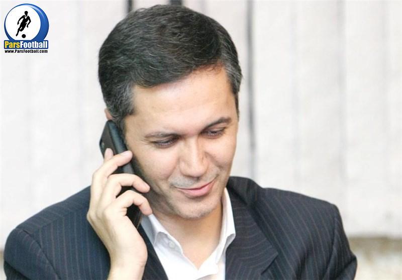 هاشم ساعدی سخنگوی جدید و قائم مقام سابق باشگاه استقلال