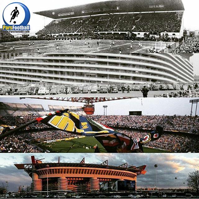نزدیک شدن باشگاه اینتر میلان به رویای توسعه ورزشگاه سن سیرو