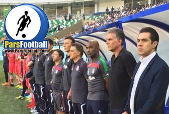 ترکیب تیم ملی